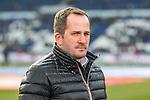 10.03.2018, HDI Arena, Hannover, GER, 1.FBL, Hannover 96 vs FC Augsburg<br /> <br /> im Bild<br /> Manuel Baum (Trainer / Head Coach FC Augsburg), <br /> <br /> Foto &copy; nordphoto / Ewert