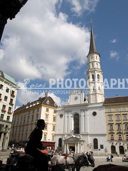 A sight in Vienna, Austria