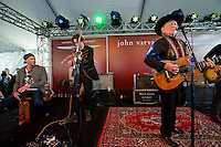 LOS ANGELES, CA - April 13 :  Willie Neslon pictured performing at John Varvatos 11th Annual Stuart House Benefit at John Varvatos in Los Angeles, CA on April 13, 2014. © Kabik/ Starlitepics ***HOUSE COVERAGE***