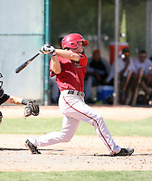 Michael Freeman - Arizona Diamondbacks - 2010 Instructional League.Photo by:  Bill Mitchell/Four Seam Images..