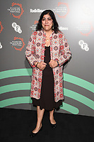 "Gurinder Chadha<br /> at the ""Beecham House"" photocall as part of the BFI & Radio Times Television Festival 2019 at BFI Southbank, London<br /> <br /> ©Ash Knotek  D3494  13/04/2019"