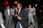 Recording Arist Joe arrives to Moët & Chandon and Kelly Rowland debut the Rosé Lounge with an exclusive celebration for Kelly Rowland's new album Here I Am at The Standard Hotel, NY 7/26/11