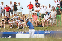 Gary Stal (FRA) driving down the 17th  during Round Three of the 2015 Alstom Open de France, played at Le Golf National, Saint-Quentin-En-Yvelines, Paris, France. /04/07/2015/. Picture: Golffile | David Lloyd<br /> <br /> All photos usage must carry mandatory copyright credit (© Golffile | David Lloyd)