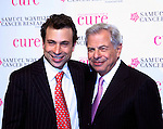 Spencer Waxman and Samual Waxman attend the 12th Annual Collaborating For a Cure Dinner & Auction to benefit the Samuel Waxman Cancer Research Foundation at the Park Avenue Armory, November 18, 2009 .
