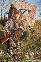 Successful Turkey hunters