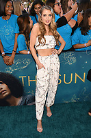 "13 May 2019 - Los Angeles, California - Anne Winters. ""The Sun Is Also A Star"" Warner Bros World Premiere held at Pacific Theatres at The Grove. Photo Credit: Billy Bennight/AdMedia"