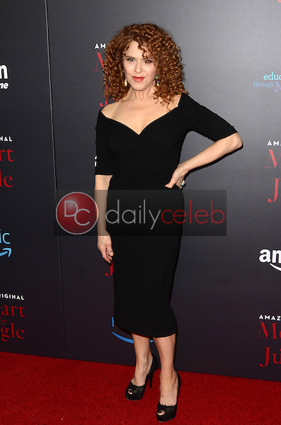 """Bernadette Peters<br /> at the """"Mozart In The Jungle"""" Special Screening and Concert, The Grove, Los Angeles, CA 12-01-16<br /> David Edwards/DailyCeleb.com 818-249-4998"""