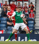 Mark Reynolds and Grant Holt