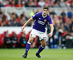 Ched Evans of Sheffield Utd during the Championship match at the Riverside Stadium, Middlesbrough. Picture date: August 12th 2017. Picture credit should read: Simon Bellis/Sportimage