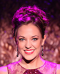 Laura Osnes performing a press preview at 54 Below in New York City on 11/12/2012