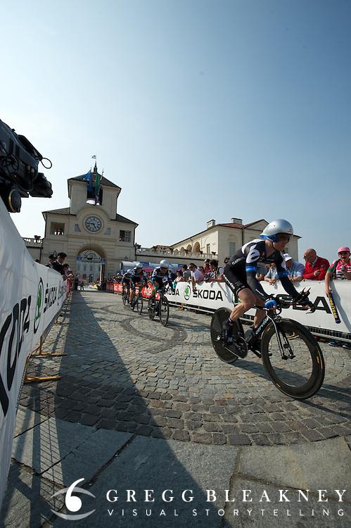 2011 Giro d' Italia Stage 1