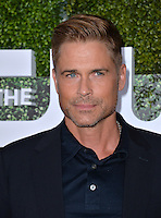 LOS ANGELES, CA. August 10, 2016: Actor Rob Lowe at the CBS &amp; Showtime Annual Summer TCA Party with the Stars at the Pacific Design Centre, West Hollywood. <br /> Picture: Paul Smith / Featureflash