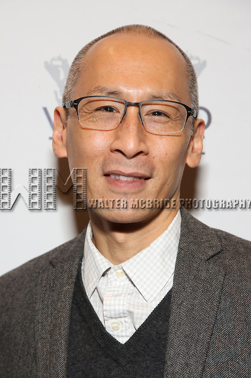 """Francis Jue attending the Opening Night Performance for The Vineyard Theatre production of  """"Do You Feel Anger?"""" at the Vineyard Theatre on April 2, 2019 in New York City."""