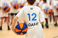 Steven Adams Basketball Camp, Bruce Pullman Arena, Auckland. Monday 28 August 2017. Photo: Simon Watts/www.bwmedia.co.nz