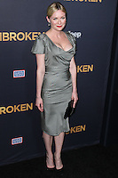 HOLLYWOOD, LOS ANGELES, CA, USA - DECEMBER 15: Kirsten Dunst arrives at the Los Angeles Premiere Of Universal Pictures' 'Unbroken' held at the Dolby Theatre on December 15, 2014 in Hollywood, Los Angeles, California, United States. (Photo by Xavier Collin/Celebrity Monitor)