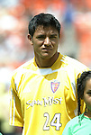 31 August 2004: Brian Ching. The MLS Eastern Conference All Stars defeated the MLS Western Conference All Stars 3-2 at RFK Stadium in Washington, DC in the Major League Soccer Sierra Mist All-Star Game..