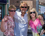 Patti, Robbie and Becky during Art Fest on Saturday June 30, 2018 in downtown Reno.