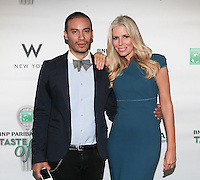 Aviva Drescher attends the 13th Annual 'BNP Paribas Taste of Tennis' at the W New York.  New York City, August 23, 2012. &copy;&nbsp;Diego Corredor/MediaPunch Inc. /NortePhoto.com<br />
