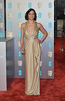 LONDON, UK - FEBRUARY 10: Michelle Rodriguez at the 72nd British Academy Film Awards held at Albert Hall on February 10, 2019 in London, United Kingdom. <br /> CAP/MPI/IS<br /> ©IS/MPI/Capital Pictures