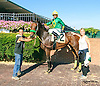 Right or Wrong winning at Delaware Park on 9/16/15