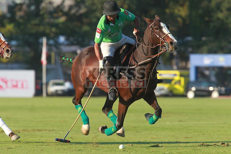 28 Marzo, Santiago-Chile. Encuentro jugado por las selecciones de Pakistan vs Inglaterra por el segundo día de competencia del 10th FIP World Polo Championship que se realizó en el Club de Polo San Cristobal.