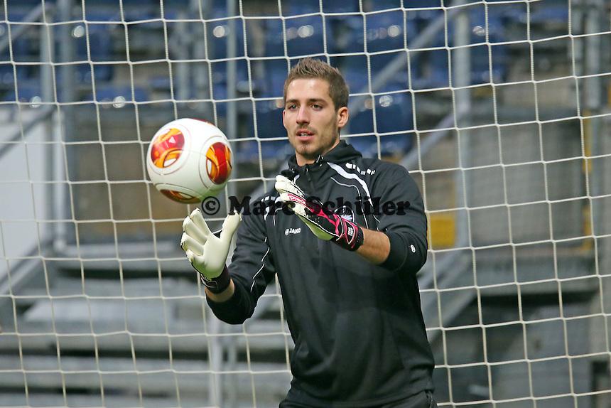 Kevin Trapp (Eintracht) - Eintracht Frankfurt Europa League Abschlusstraining