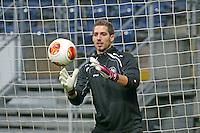 11.12.2013: Eintracht Frankfurt Abschlusstraining