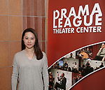 Xuejiao Bai attends the Central Academy of Drama: Professors Visit The Drama League on September 22, 2017 at the Drama League Center  in New York City.
