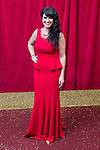© Licensed to London News Pictures . 16/05/2015 .  The Palace Hotel , Manchester , UK . Laura Norton . The red carpet at the 2015 British Soap Awards , The Palace Hotel , Oxford Road , Manchester . Photo credit : Joel Goodman/LNP