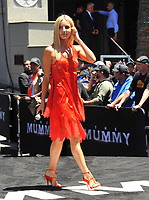 www.acepixs.com<br /> <br /> May 21 2017, LA<br /> <br /> Annabelle Wallis at the Universal Celebrates 'The Mummy Day' with 75-Foot Sarcophagus Takeover at Hollywood And Highland on May 20, 2017 in Hollywood, California.<br /> <br /> By Line: Peter West/ACE Pictures<br /> <br /> <br /> ACE Pictures Inc<br /> Tel: 6467670430<br /> Email: info@acepixs.com<br /> www.acepixs.com