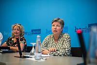 2019/06/18  Berlin | Politik | Katrin Lompscher | Mietendeckel