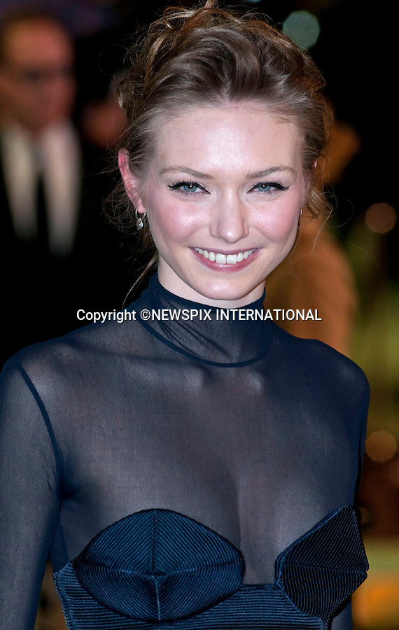 """Eleanor Tomlinson.attended the Royal World Premiere of Alice in Wonderland, held in aid of the The Prince's Foundation for Children and the Artsat the Odeon Leicester Square,London_25/02/2010.Mandatory Photo Credit: ©Dias/Newspix International..**ALL FEES PAYABLE TO: """"NEWSPIX INTERNATIONAL""""**..PHOTO CREDIT MANDATORY!!: NEWSPIX INTERNATIONAL(Failure to credit will incur a surcharge of 100% of reproduction fees)..IMMEDIATE CONFIRMATION OF USAGE REQUIRED:.Newspix International, 31 Chinnery Hill, Bishop's Stortford, ENGLAND CM23 3PS.Tel:+441279 324672  ; Fax: +441279656877.Mobile:  0777568 1153.e-mail: info@newspixinternational.co.uk"""