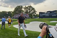 Adam Scott (AUS) departs 18 following 4th round of the 100th PGA Championship at Bellerive Country Club, St. Louis, Missouri. 8/12/2018.<br /> Picture: Golffile | Ken Murray<br /> <br /> All photo usage must carry mandatory copyright credit (&copy; Golffile | Ken Murray)