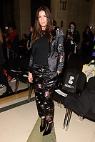 Lisa Snowdon<br /> at the Pam Hogg show as part of London Fashion Week, London<br /> <br /> <br /> ©Ash Knotek  D3378  16/02/2018