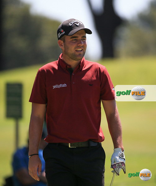 Toby Tree (ENG) in action during Round Three of the 2016 Tshwane Open, played at the Pretoria Country Club, Waterkloof, Pretoria, South Africa.  13/02/2016. Picture: Golffile   David Lloyd<br /> <br /> All photos usage must carry mandatory copyright credit (&copy; Golffile   David Lloyd)