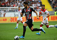 Goncalo Paciencia (Eintracht Frankfurt) - 01.09.2019: Eintracht Frankfurt vs. Fortuna Düsseldorf, Commerzbank Arena, 3. Spieltag<br /> DISCLAIMER: DFL regulations prohibit any use of photographs as image sequences and/or quasi-video.