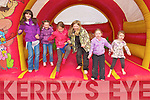 Family Fun Day: Taking part in the family fun day at Kilflynn Hotrod Track on  Sunday were Sarah Considine, Skye Considine, Ada Relihan, Aoife Connolly, Caoimhe Lynch & Georgia Relihan.