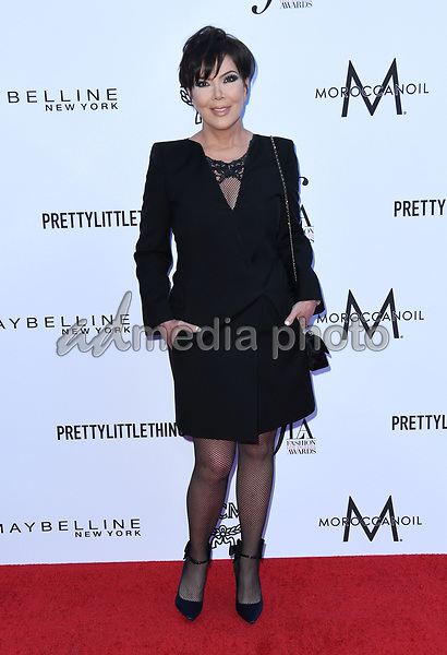 08 April 2018 - Beverly Hills, California - Kris Jenner. The Daily Front Row's 4th Annual Fashion Los Angeles Awards held at The Beverly Hills Hotel. Photo Credit: Birdie Thompson/AdMedia
