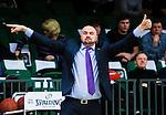 S&ouml;dert&auml;lje 2015-02-03 Basket Basketligan S&ouml;dert&auml;lje Kings - Norrk&ouml;ping Dolphins :  <br /> S&ouml;dert&auml;lje Kings tr&auml;nare headcoach coach Vedran Bosnic reagerar under matchen mellan S&ouml;dert&auml;lje Kings och Norrk&ouml;ping Dolphins <br /> (Foto: Kenta J&ouml;nsson) Nyckelord:  S&ouml;dert&auml;lje Kings SBBK T&auml;ljehallen Norrk&ouml;ping Dolphins portr&auml;tt portrait tr&auml;nare manager coach