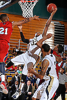 FIU Men's Basketball v. FAU (1/21/12)