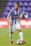 Real Valladolid's Balbi during La Liga Second Division match. March 11,2017. (ALTERPHOTOS/Acero)