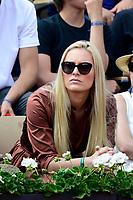 Lindsey Vonn<br /> Parigi 31/05/2019 Roland Garros <br /> Tennis Grande Slam 2019 <br /> Foto JB Autissier Panoramic / Insidefoto <br /> ITALY ONLY<br /> Parigi 31/05/2019 Roland Garros <br /> Tennis Grande Slam 2019 <br /> Foto JB Autissier Panoramic / Insidefoto <br /> ITALY ONLY