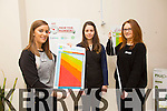 CH Chemist Medical staff Sarah Nelan, Linda Burn, Karen O'Connor Desmond, launch Operation Transformation, Know your Numbers campaign on Saturday