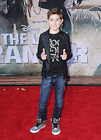 Mason Cook at The Disney World Premiere of The Lone Ranger held at at Disney California Adventure in Anaheim, California on June 22,2021                                                                   Copyright 2013 DVSIL / iPhotoLive.com