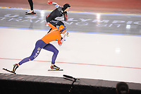 SPEEDSKATING: SALT LAKE CITY: 08-12-2017, Utah Olympic Oval, ISU World Cup, 500m Ladies A-Division, Janine Smit (NED), ©photo Martin de Jong