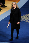 US photographer Annie Leibovitz, Prince of Asturias Award for Communication and Humanities, during the 2013 Prince of Asturias Awards ceremony at the Campoamor Theater in Oviedo, Spain. October 25, 2013..(ALTERPHOTOS/Victor Blanco)