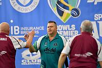 Bowls Premier League  - Final at Naenae Bowling Club, Lower Hutt, New Zealand on Thursday 28 February 2019. <br /> Photo by Masanori Udagawa. <br /> www.photowellington.photoshelter.com