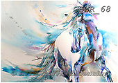 Simon, REALISTIC ANIMALS, REALISTISCHE TIERE, ANIMALES REALISTICOS, paintings+++++LizC_SpanishHorse,GBWR68,#a#, EVERYDAY