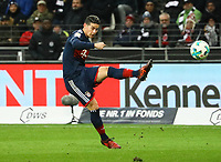 James Rodriguez (FC Bayern Muenchen) - 09.12.2017: Eintracht Frankfurt vs. FC Bayern München, Commerzbank Arena