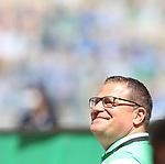 Manager Max Eberl (Borussia Moenchengladbach)<br /><br />27.06.2020, Fussball, 1. Bundesliga, Saison 2019/2020, 34. Spieltag, Borussia Moenchengladbach - Hertha BSC Berlin,<br /><br />Foto: Johannes Kruck/POOL / via / Meuter/Nordphoto<br />Only for Editorial use